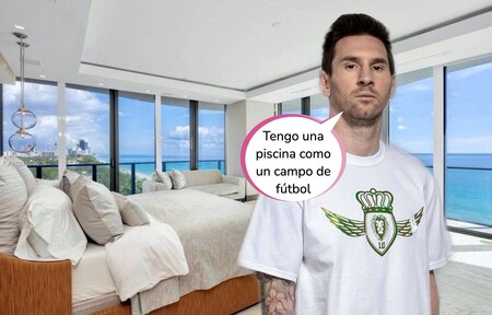 Todas las fotos del exclusivo ático de 7,6 millones que Messi se ha pillado en Miami