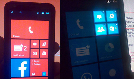 Filtrada una imagen de Windows Phone 8.1 con centro de notificaciones