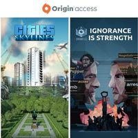 Darksiders, RiME, Cities Skylines y otros cinco juegos más se unen desde hoy al catálogo de Origin Access