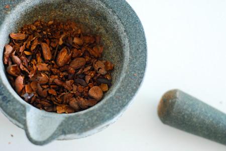 Cacao hervido, una deliciosa alternativa al café