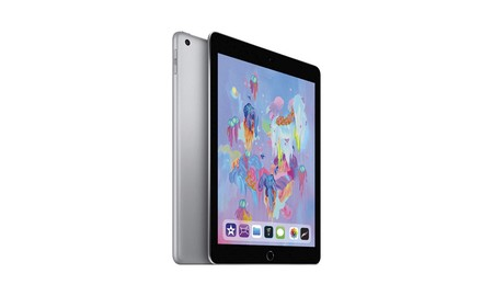 Sin recurrir al mercado de importación, Amazon te deja el iPad 2018 con 128 GB WiFi+Cellular por sólo 463 euros