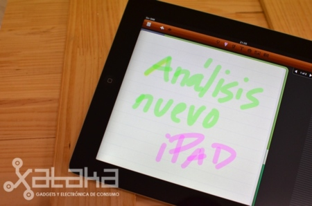 análisis nuevo iPad