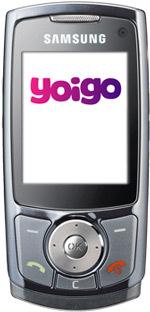 Samsung L760 con Yoigo