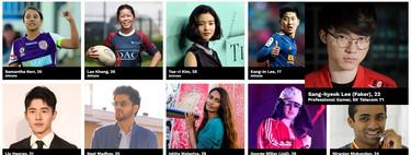 Faker entra en la lista de 30 menores de 30 de Forbes Asia 2019