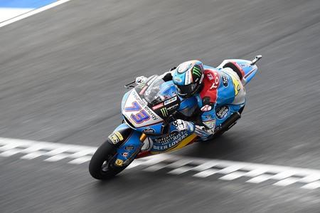 Alex Marquez Gp Argentina Moto2 2018