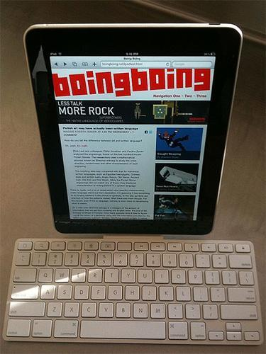 iPad, primeros análisis: nacido para triunfar
