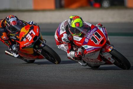 Sergio Garcia Barcelona Moto3 2021