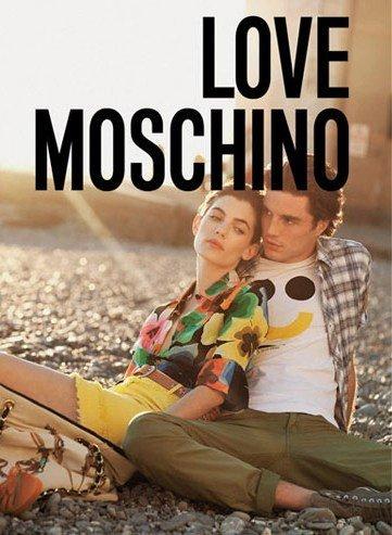 Blogger Power. Love Moschino by Garance Doré