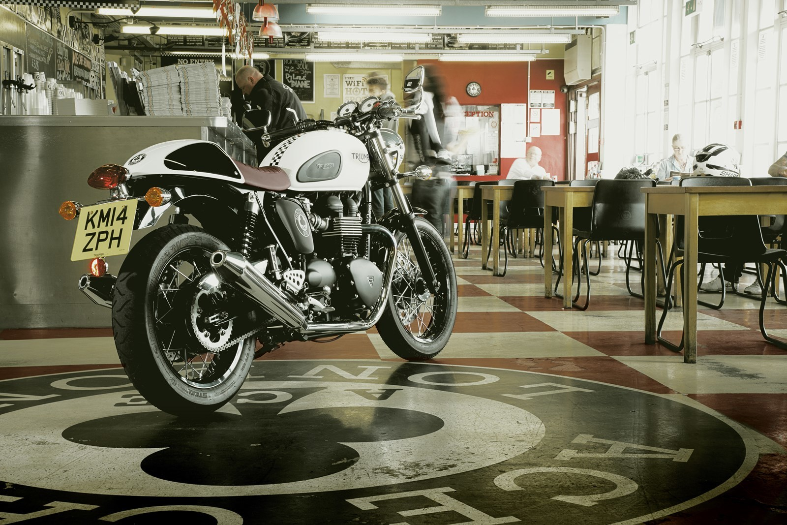 Foto de Triumph Thruxton, transformaciones Café Racer (2/27)