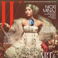 ¡Ayuda! Estoy paralizada (tras ver la portada de W noviembre con Nicki Minaj)