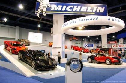 SEMA Show Michelin