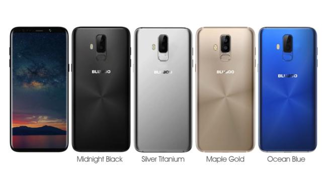 Sorpresa, el Samsung Galaxy S9 aún no ha llegado y ya tiene un clon en camino