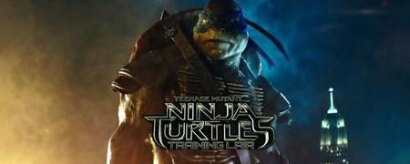 Suena a broma pero no: las Tortugas Ninja Mutantes se entrenan con el Kinect de Xbox 360