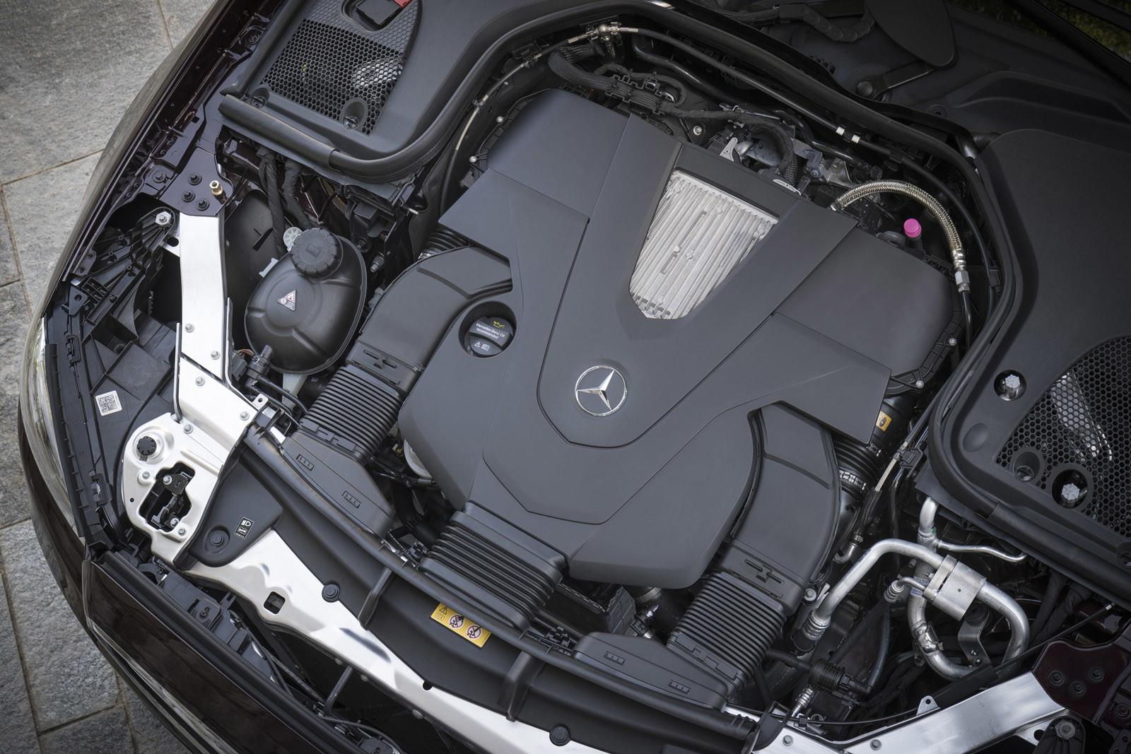 Foto de Mercedes-Benz Clase E Cabrio, toma de contacto (69/156)