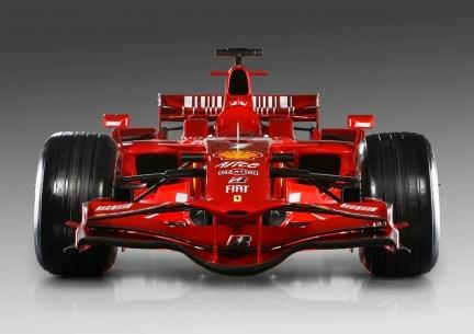 Ferrari también prepara una revolución aerodinámica para su F2008