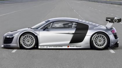 El Audi R8 GT3 llegará a los circuitos en 2009