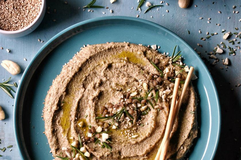 Aperitivos sanos, recetas con tres ingredientes, dulces para lucirte y más en el menú semanal del 1 al 7 de septiembre