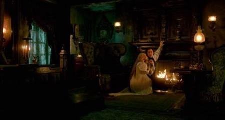 'La cumbre escarlata', la mejor película de Guillermo del Toro