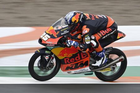 Raul Fernandez Europa Moto3 2020