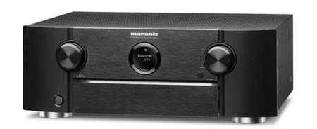 Marantz SR6011, un receptor Atmos y DTS:X sobrado de potencia para tu home cinema