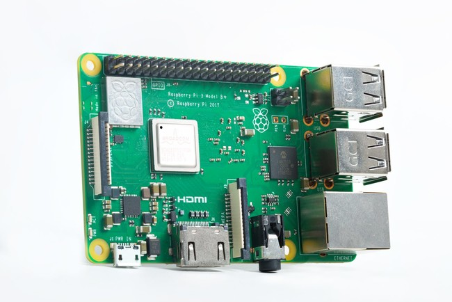 Raspberry Pi tres Model B 2