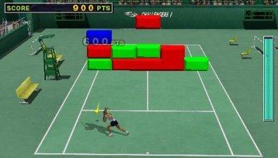 Un video del Virtua Tennis de PSP