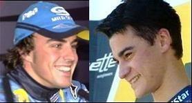 Pedrosa y Alonso Campeones