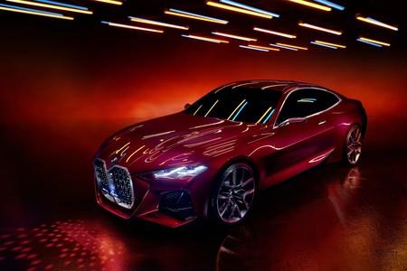 El BMW Concept 4 adelanta las formas del nuevo BMW Serie 4: parrilla más exagerada y aún más coupé