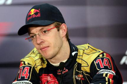 Sebastien Bourdais podría ser el elegido por Toro Rosso