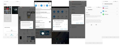 Oxygenos Sobre Android™ 9