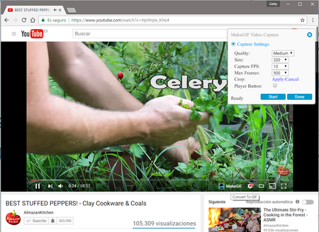 Makegif Video Capture Chrome Web Store