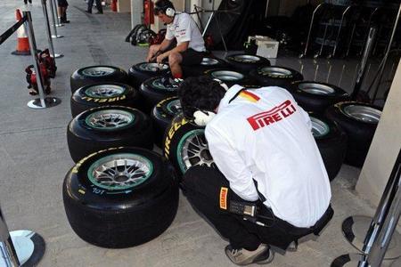 La FIA sorteará los neumáticos antes de cada gran premio
