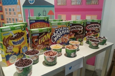 La revolución nutricional de cereales Nestlé