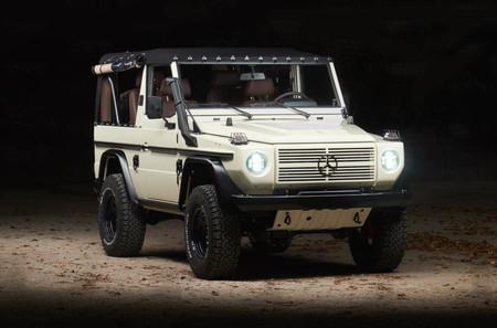 Mercedes-Benz 250GD White Wolf