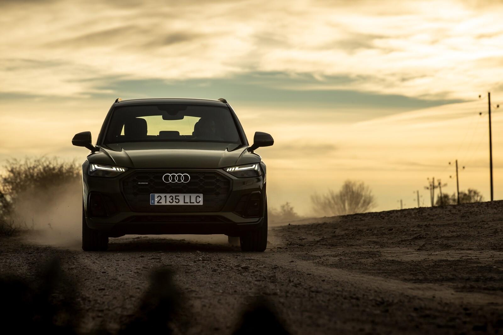 Foto de Audi Q5 2020, prueba (49/52)