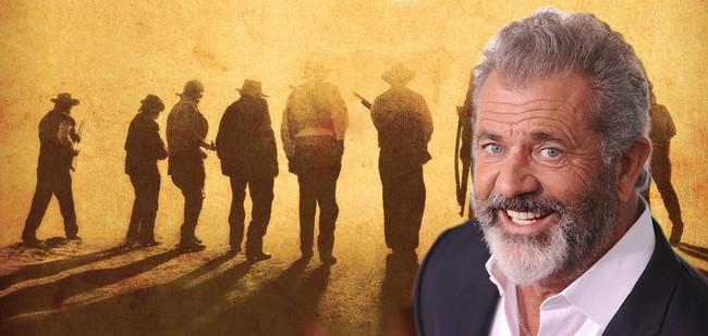 Mel Gibson va a escribir y dirigir el remake de 'Grupo salvaje' que prepara Warner