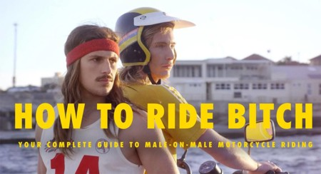 How to ride bitch, cómo ir de paquete sin perder tu masculinidad