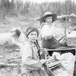 Greta Thunberg viaja en el tiempo: la loca teoría de la conspiración en torno a una foto de 1898