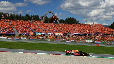 Red Bull Ring F1 2019