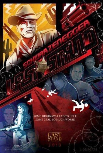 El primer póster de Last Stand