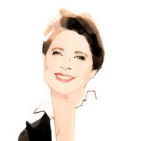 Isabella Rossellini se convierte en la nueva embajadora de Lancôme