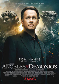 Estrenos de cine | 15 de mayo | Iglesia tiembla, llega Robert Langdon