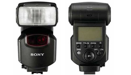 HVL-F43AM: Sony introduce un nuevo flash compacto para la serie Alpha.