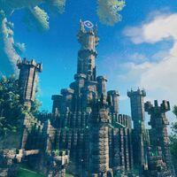 Minas Tirith o la Torre de Sauron: varios jugadores de Valheim han decidido recrear estructuras de El Señor de los Anillos en el juego