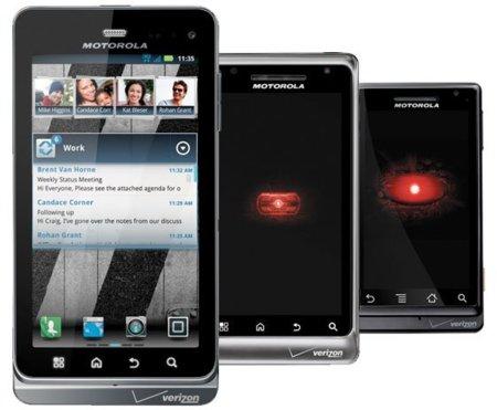 Motorola no actualizará a Ice Cream Sandwich si no supone una mejora en el dispositivo