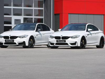 G-Power BMW M3 y M4 Coupé: hasta los 600 CV