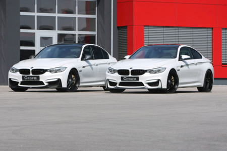 G-Power BMW M3 y M4 Coupé: hasta los 600 CV