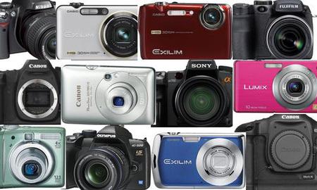 Las cámaras más usadas en Flickr