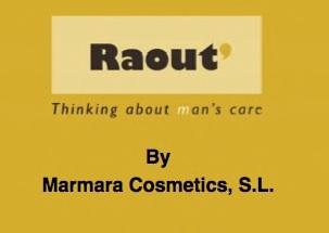Raout', cosmética masculina en España