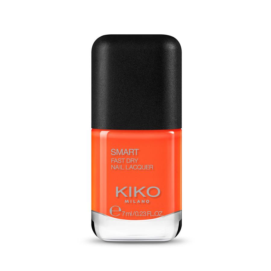 Laca de uñas de secado rápido Tangerine